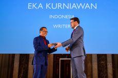 Eka Kurniawan Raih Penghargaan Sastra Internasional di Belanda