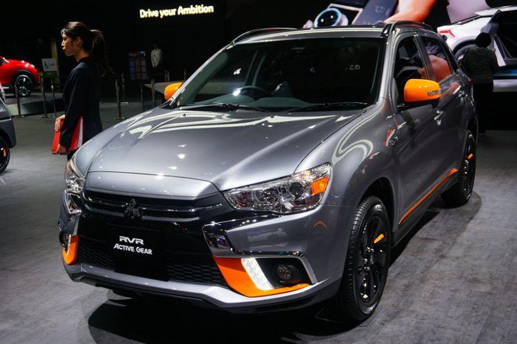 Mitsubishi Siapkan 11 Model Baru Hingga 2020