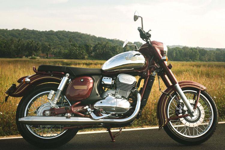 Jawa Motorcycle lahir kembali di India