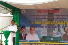 Menhub: Pemerintah Ingin Keadilan Bukan Hanya Dienyam Masyarakat di Pulau Jawa...