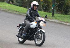 """Enteng dan Lincahnya """"Tarian"""" Kawasaki W175"""