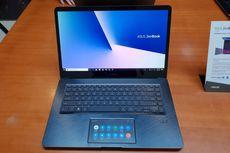 Asus ZenBook Pro, Laptop dengan Touchpad yang Bisa Jadi Layar Kedua