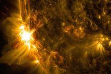 Cegah Badai Matahari, Peneliti Rencanakan Perisai Magnet di Antariksa