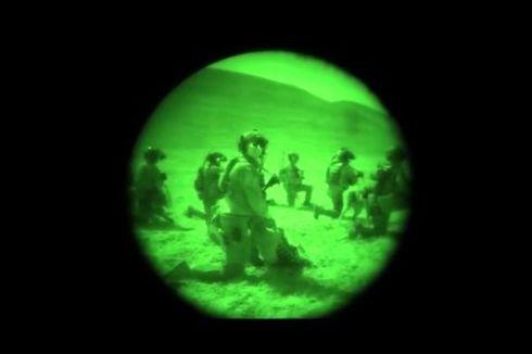 Pentagon Rilis Video Pasukan AS Serbu Markas ISIS di Afghanistan