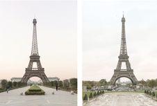 Ini Kota Tianducheng, Tiruan Kota Paris di China