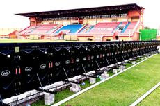 Liga 1 2019, Stadion Madura United Ganti Papan Iklan Triplek Pakai LED
