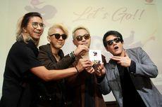 J-Rocks Gandeng Banyak Produser Musik untuk Album