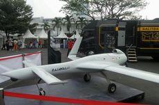Melihat dari Dekat Pesawat Terbang Tanpa Awak, Rajawali 720...