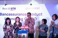 Generali Sediakan Asuransi Bagi Nasabah KPR BTN
