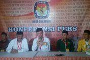 Pilkada Kota Sukabumi, Pasangan Jona-Hanafie Jadi Pendaftar Terakhir ke KPU
