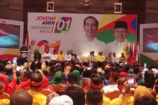 Jokowi Minta Pendukungnya 'Door to Door', Jangan Hanya Pasang Baliho
