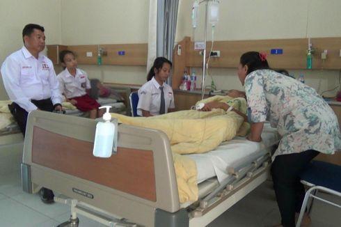 Diduga Dikeroyok Senior, Seorang Polisi Dilarikan ke Rumah Sakit