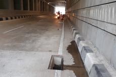Pencurian Penutup Gorong-gorong Underpass Mampang, Petugas Patroli
