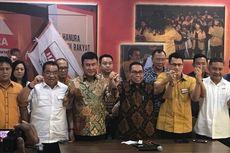 Munaslub Hanura Kubu Sudding Putuskan Ketua Umum Oesman Sapta Dipecat