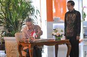 PM Singapura Beri Selamat ke Presiden Jokowi atas Perhelatan Pemilu
