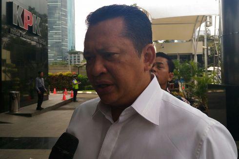 Ketua DPR Mengaku Ingin Perbaiki Hubungan dengan KPK