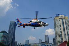 Kapolri Pantau Situasi Mudik di Cipali Pakai Helikopter