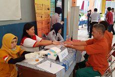 Sopir Bus Lebaran di Kampung Rambutan Mulai Lakukan Cek Kesehatan