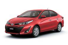 Toyota Masih Optimistis pada Pasar Sedan