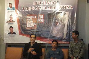 KPK Minta Polri Tak Lupakan Kasus Penyiraman Air Keras terhadap Novel Baswedan