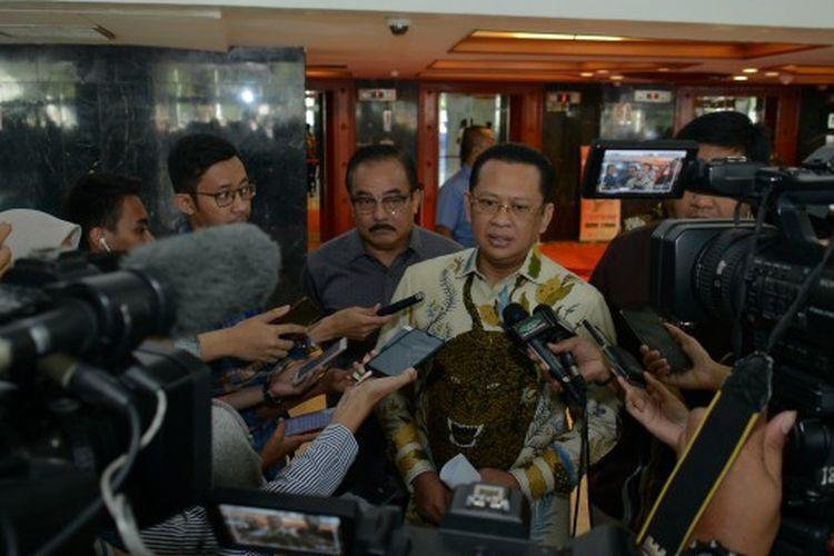 Ketua DPR Ajak Semua Pihak Rajut Nilai Kebangsaan