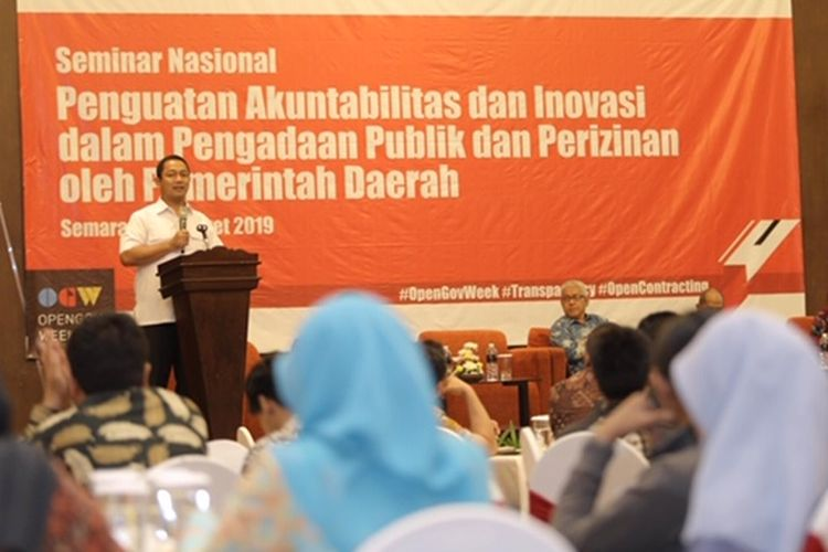 Wali Kota Semarang Kawal Inovasi untuk Tingkatkan APBD