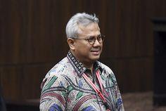 Ketua KPU Minta Saksi Tak Gunakan Istilah yang Berlebihan dalam Sidang MK