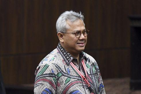 Ketua KPU: Jangan Ada Opini Publik Sidang MK Dipaksakan Saat Sunyi Senyap