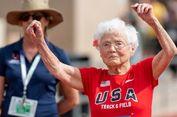 Julia Hawkins, Nenek 103 Tahun yang Masih Juarai Lomba Lari 100 Meter