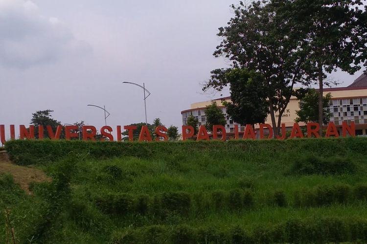 Kampus Universitas Padjadjaran (Unpad) di Jatinangor, Sumedang.
