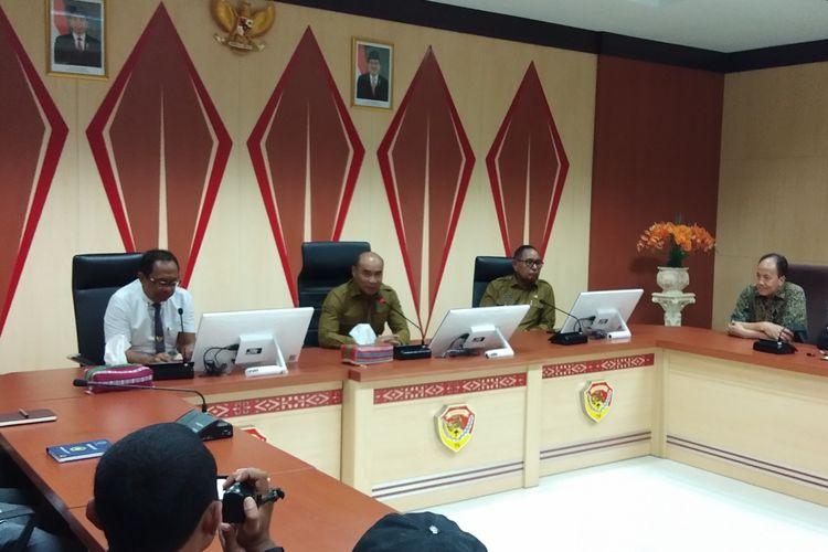 Gubernur Ntt Wna Pembeli Komodo Harus Mengembalikan Ke Habitatnya