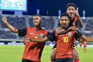 Klasemen Sementara Grup B Piala AFF, Indonesia Peringkat Kedua