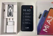Xiaomi Mi A3 Akan Meluncur 17 Juli Besok