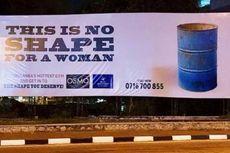 Gym di Sri Lanka Pasang Iklan yang Dianggap Seksis