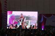 Presiden Jokowi Bagi-bagi Sertifikat di ICE BSD
