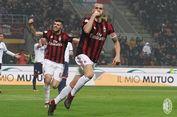 Hasil Liga Italia, Napoli dan AC Milan Raih Kemenangan Kandang