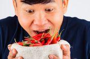 Mengapa Makanan Pedas Bikin Kita Ingusan?