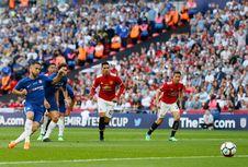 5 Fakta Final Piala FA, Kekalahan Pertama Jose Mourinho