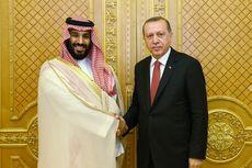 Lewat Medsos, Rakyat Arab Saudi Serukan Pemboikotan Produk Turki