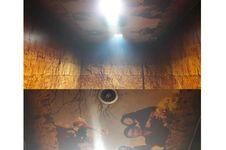 Cerita di Balik Viralnya 'Smoking Room' Kuburan di Bandara Husein Sastranegara