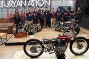 Motor 'Kustom' Tanah Air Mulai Curi Perhatian di Verona