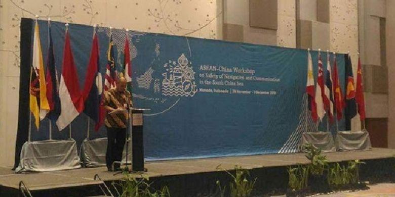 Pemprov Sulut Apresiasi Pelaksanaan Lokakarya ASEAN-China di Menado