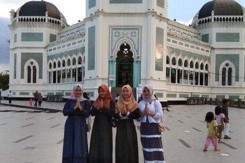 4 Fakta Menarik Seputar Masjid Raya Medan