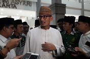 Cari Buaya di Teluk Jakarta, Sandiaga Akan Bentuk Tim Khusus