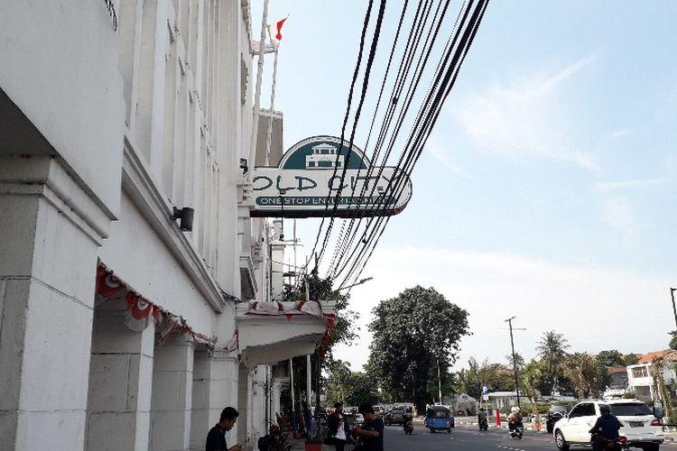 Diskotek Old City, Roa Melaka, Tambora, Jakarta Barat pada Senin (22/10/2018).