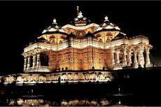 Kuil Hindu Terbesar di Uni Emirat Arab Hampir Selesai Dibangun