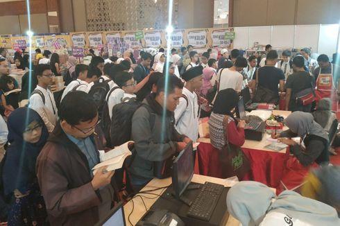 Hari Terakhir IIBF 2018, 85 Ribu Pengunjung dan Undian Paket Haji