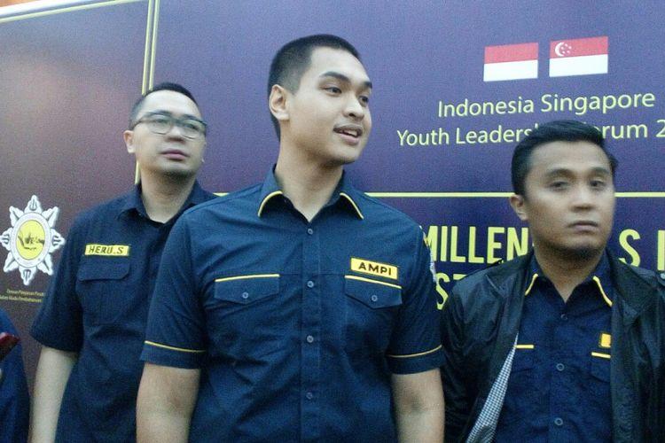 Ketua Pengprov ISSI DKI Jakarta, Dito Ariotedjo.