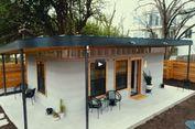 Bisa, Bangun Rumah Tiga Dimensi Kurang dari 24 Jam