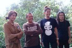 Putri Indonesia Ikut Tim Penyelamatan Orangutan Kalimantan